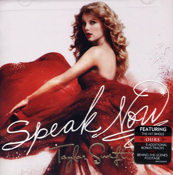 Speak Now (CD&DVD)