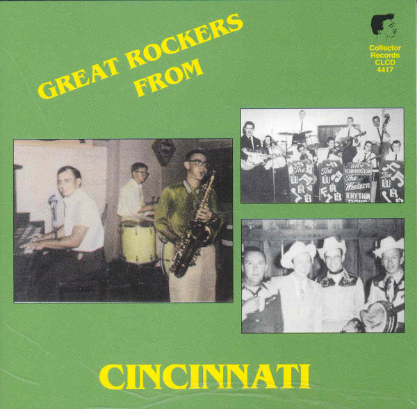 Great Rockers From Cincinnati