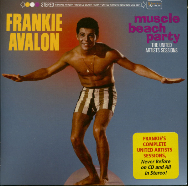 Muscle Beach Party ...plus (CD)