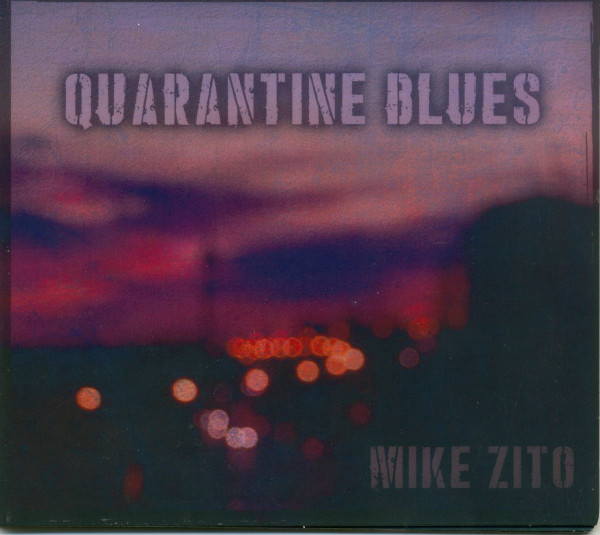 Quarantine Blues (CD)