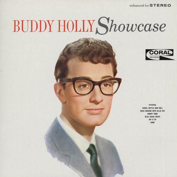 Holly, Buddy Showcase (enhanced for Stereo)