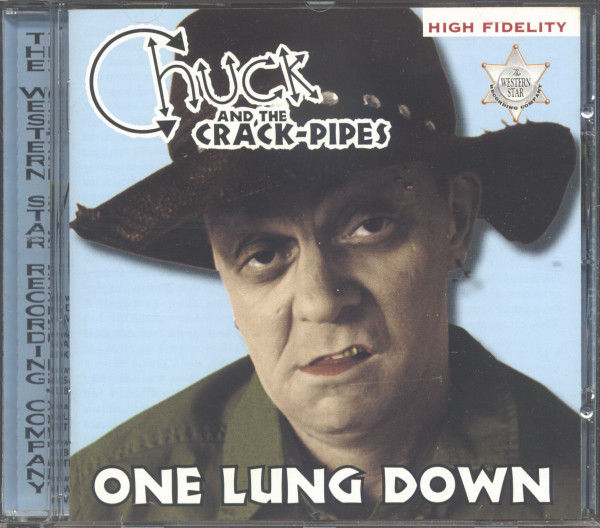 One Lung Down (CD)