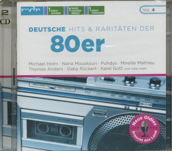 Va Deutsche Hits & Raritäten 80er (2-CD)
