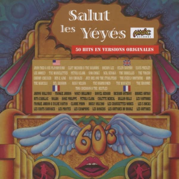 Salut Les Yeyes (2-CD)