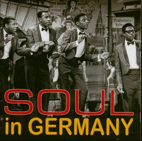 Soul In Germany - When ein Man liebt ein Woman (CD)