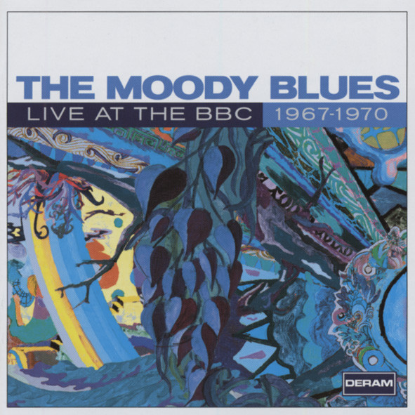Moody Blues Live At The BBC (2-CD)