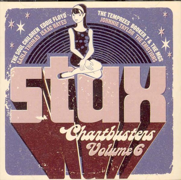 Va Vol.6, Stax Chartbusters