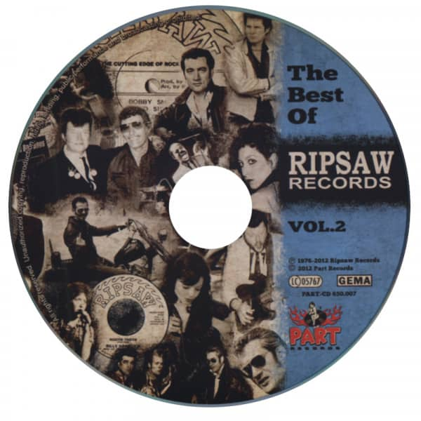 Va Vol.2, The Best Of Ripsaw Records