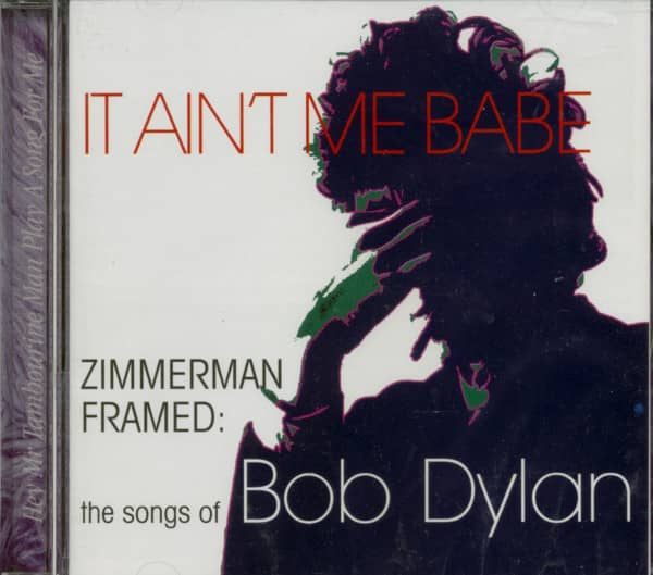 It Ain't Me Baby - The Songs Of Bob Dylan (CD)