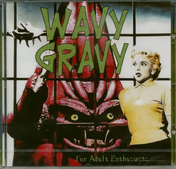 Wavy Gravy - For Adult Enthusiasts...(CD)