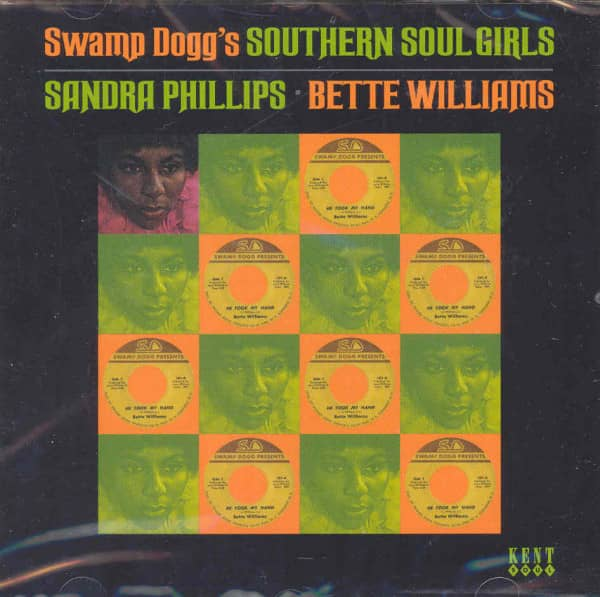 Swamp Dogg's Southern Soul Girls