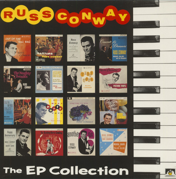 The EP Collection (LP)