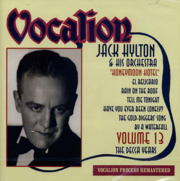 The Decca Years - Honeymoon Hotel, Vol. 13