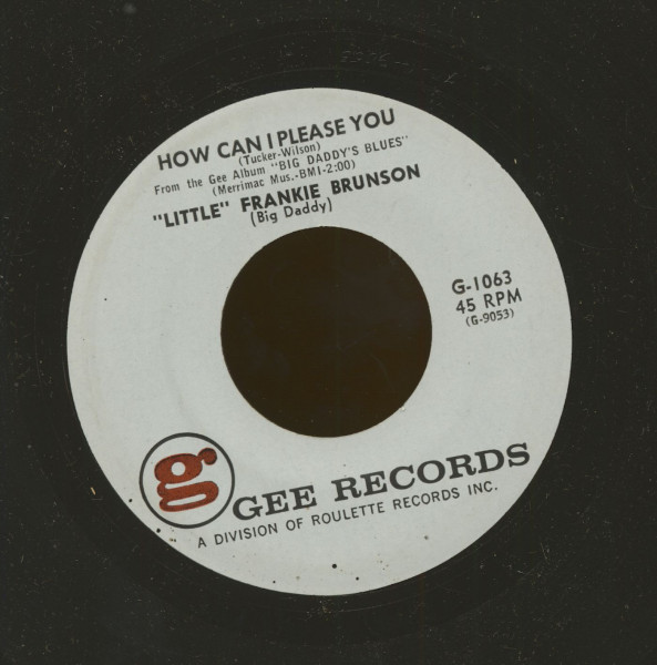 How Can I Please You b-w Give Me Something To Live For (7inch, 45rpm)