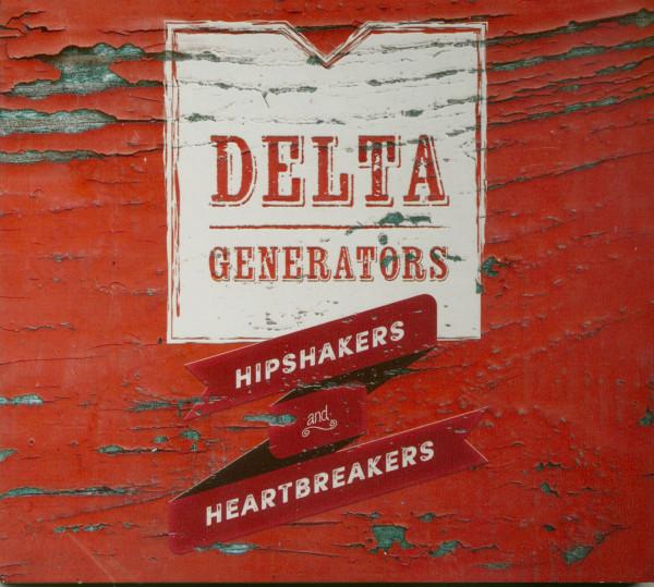 Hipshakers & Heartbreakers (CD)