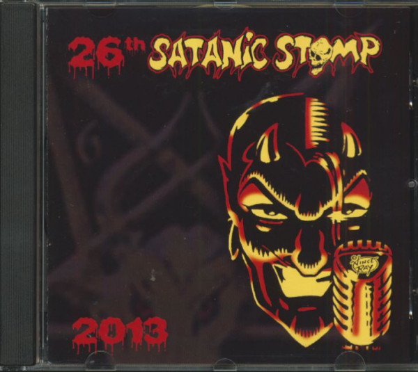 26th Satanic Stomp - 2013 (CD)