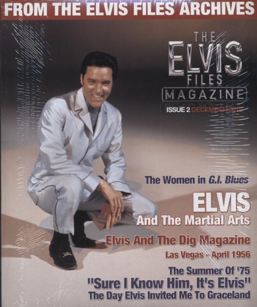 The Elvis Files Magazine #02 - December 2012