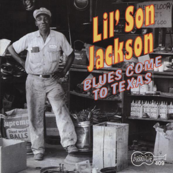 Jackson, Lil' Son Blues Come To Texas