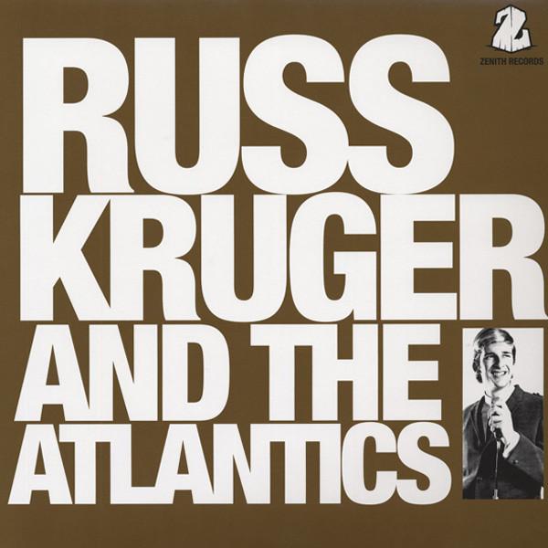 Russ Kruger & The Atlantics (HQ Vinyl)