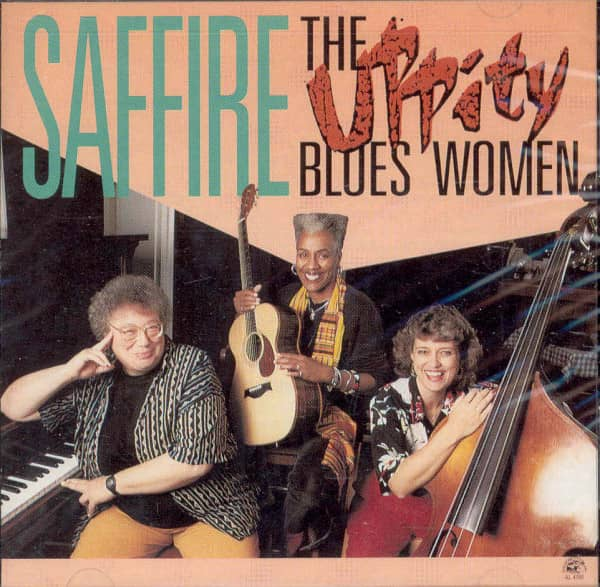 Saffire - Uppity Blues Women The Uppity Blues Women