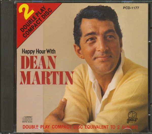 Happy Hour With Dean Martin (CD)