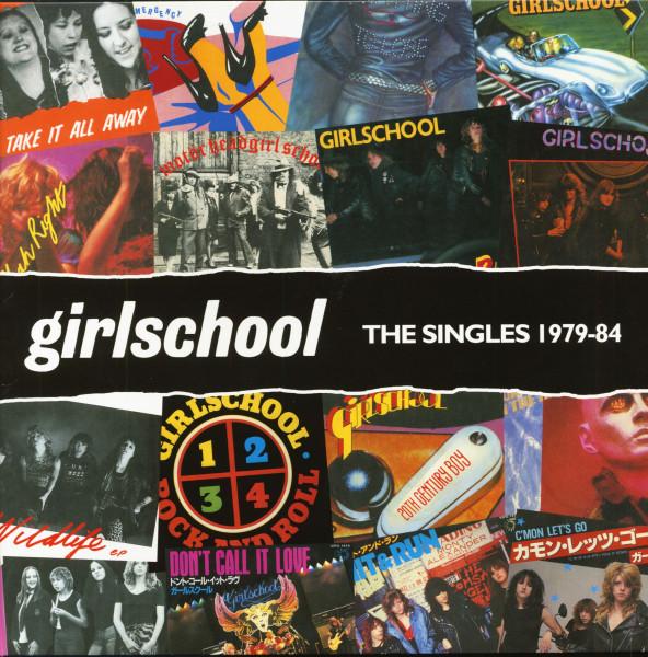 The Singles 1979-84 (LP, Orange Vinyl, Ltd.)