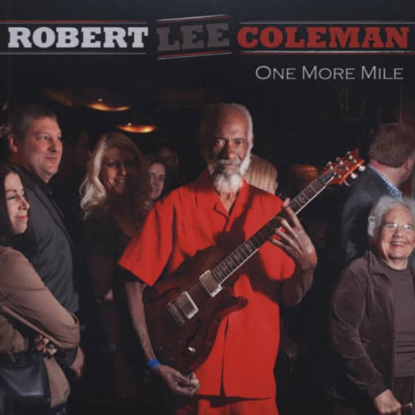 Coleman, Robert Lee One More Mile