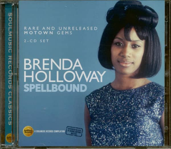 Spellbound - Rare And Unreleased Motown Gems (2-CD)