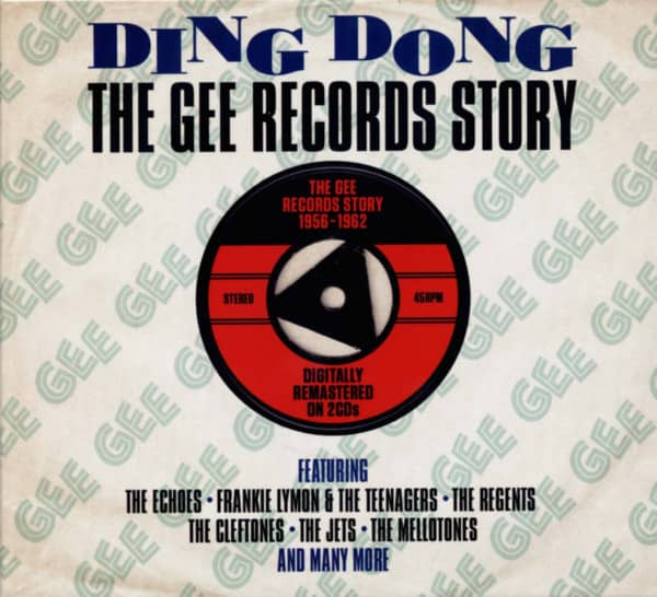 Ding Dong - The Gee Records Story (2-CD)