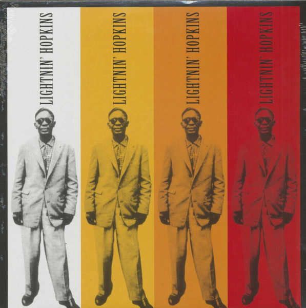 Lightnin' Hopkins (LP)