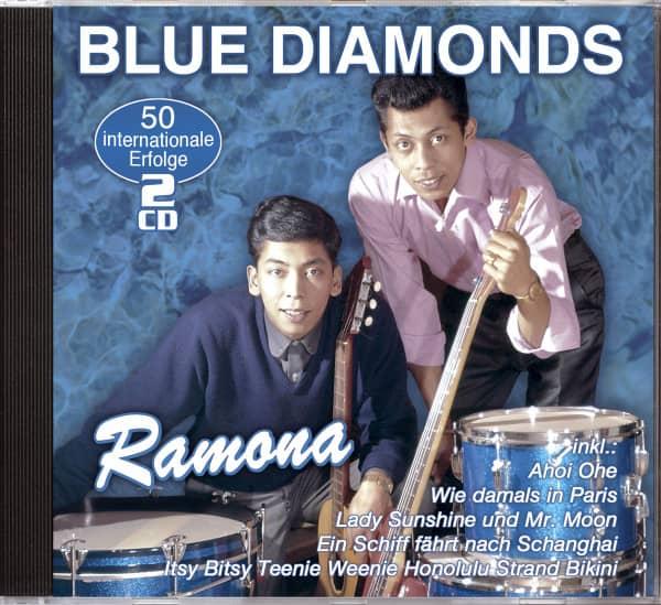 Ramona - 50 internationale Erfolge (2-CD)