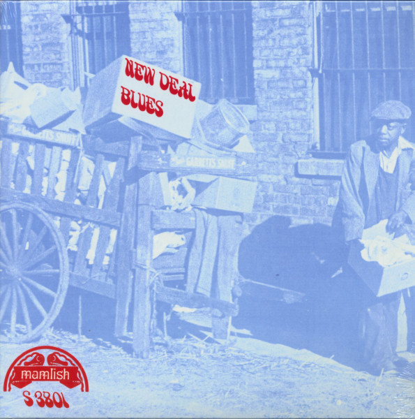 New Deal Blues - 1933-1939 (LP)