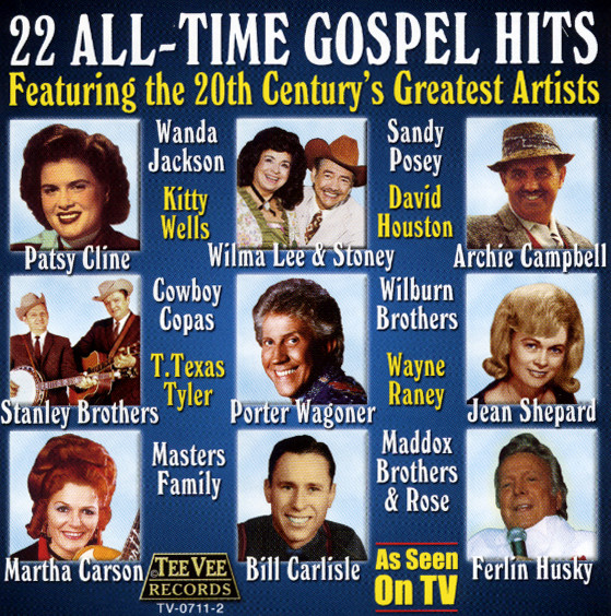 Va 22 All Time Gospel Hits