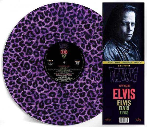 Sings Elvis (LP, Purple Leopard Vinyl, Ltd.)
