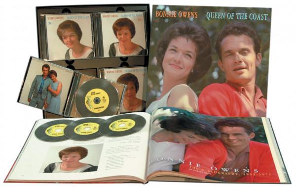 Queen Of The Coast (4-CD Deluxe Box Set)