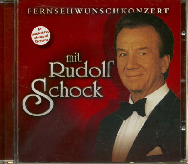 Fernsehwunschkonzert mit Rudolf Schock (CD)