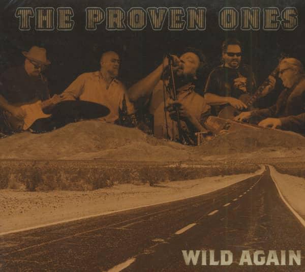 Wild Again (CD)