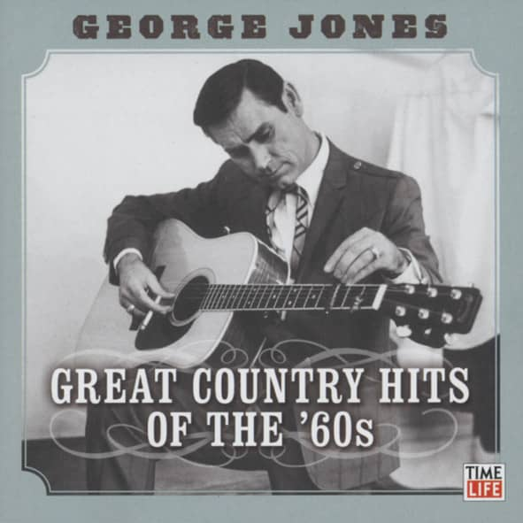 Jones, George Great Country Hits Of the '60s