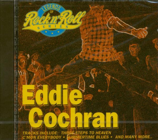 Legends Of Rock & Roll (CD)
