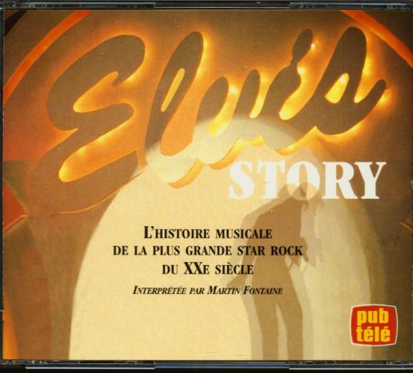 Elvis Story (2-CD)