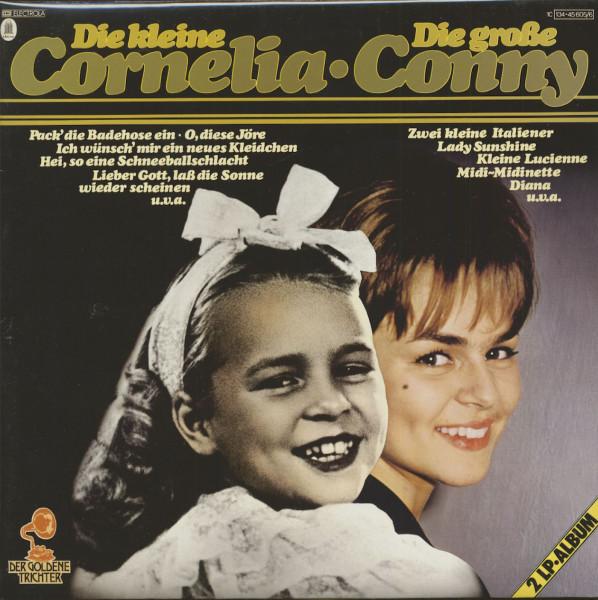 Die kleine Cornelia - Die grosse Conny (2-LP)