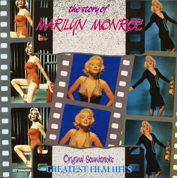 The Story Of Marilyn Monroe - 21 Greatest Film Hits (LP)