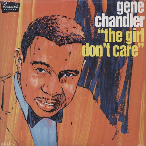 Girl Don't Care (Re-Issue Vinyl-LP)