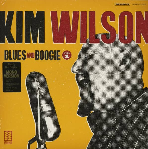 Blues And Boogie Vol.1 (LP)
