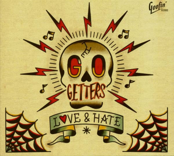 Love And Hate (CD)