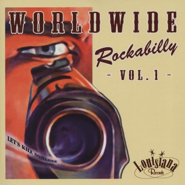 Va Worldwide Rockabilly Vol.1