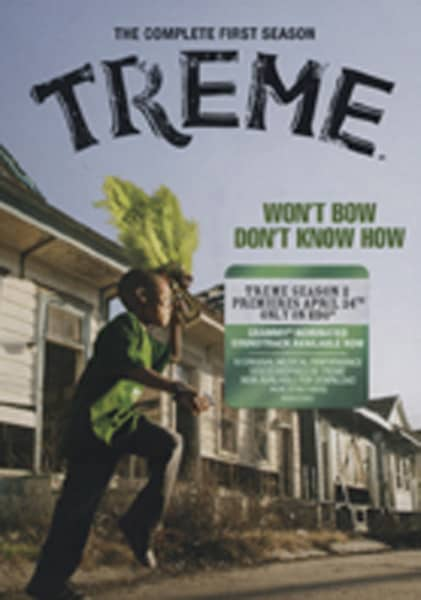 Treme: The Complete First Season (4-DVD)