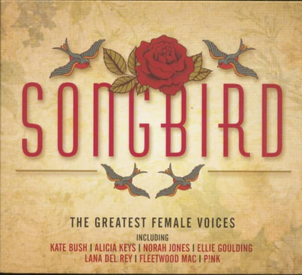 Songbird - The Greatest Female Voices (3-CD)