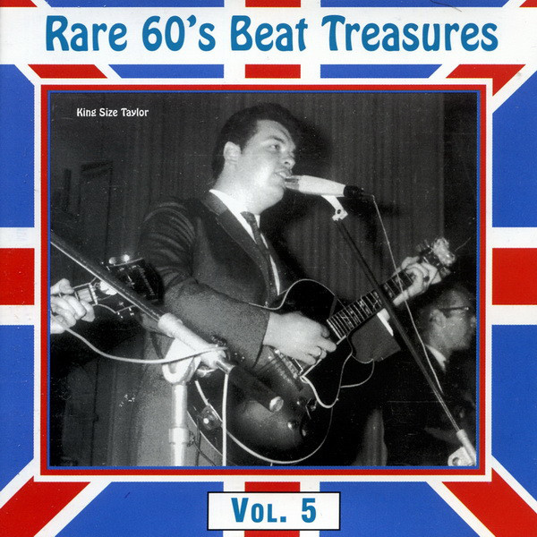 Rare 60s Beat Treasures, Vol.5 (CD)