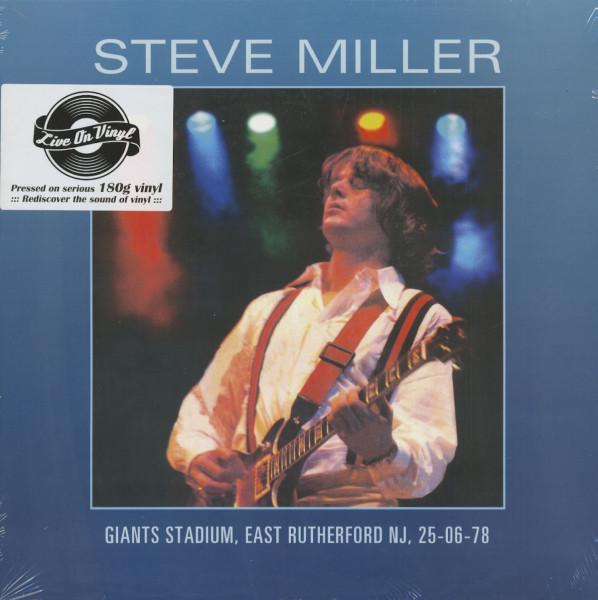 Giants Stadium, East Rutherford, 1978 (LP, 180g Vinyl)